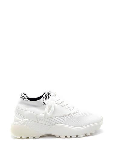 Derimod Kadın Ayakkabı (S19-Lulu-002) Spor Beyaz